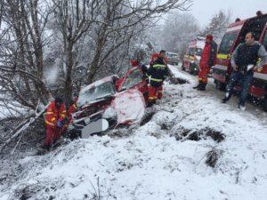Accident Sibiu 12.02 -1