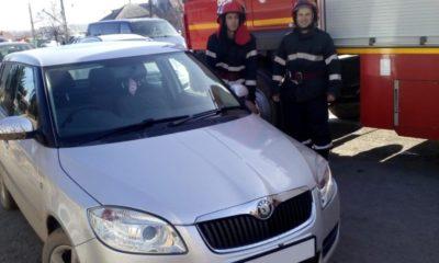 masina deblocata pompieri