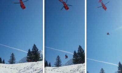 elicopter SMURD fagaras
