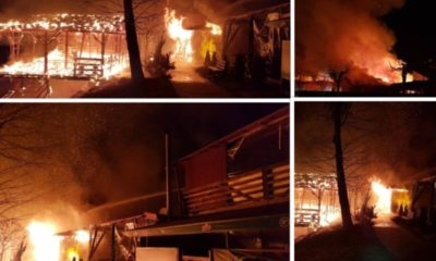 incendiu complex muresul