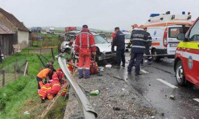 accident autocar vladeni brasov 1 mai 2019
