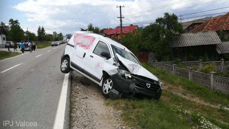 accident valcea