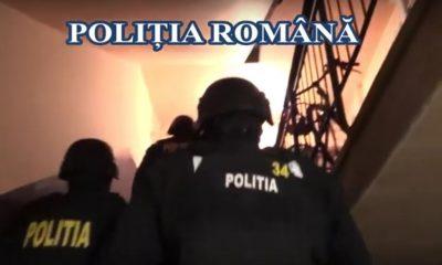 perchezitii politia