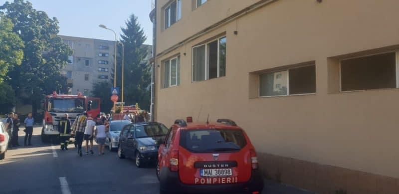 incendiu brasov hotel