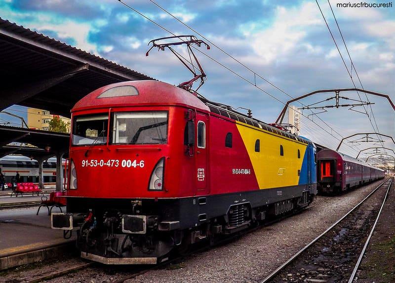 trenul unirii