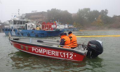 dunare barca salvare