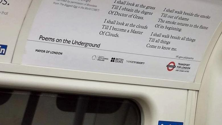 poezie metrou