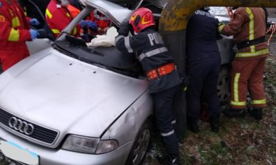 accident mures