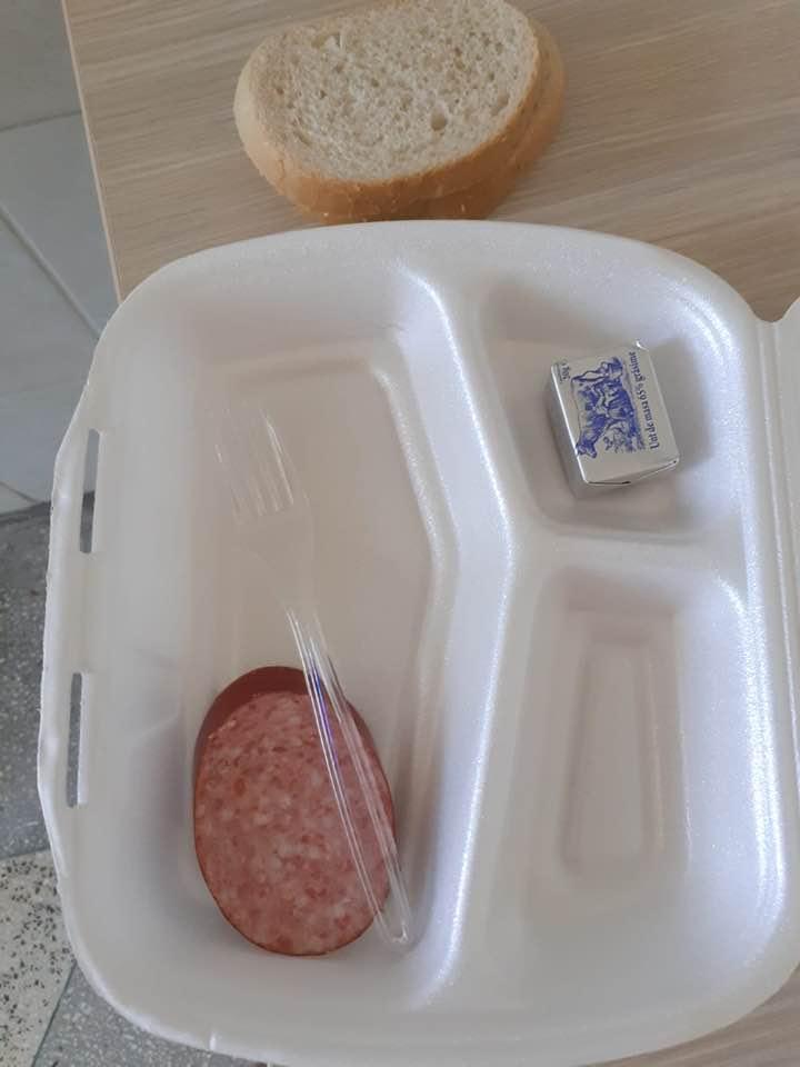 mic dejun spital